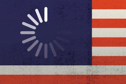 internet flag